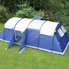 Large 10 man tent feature image
