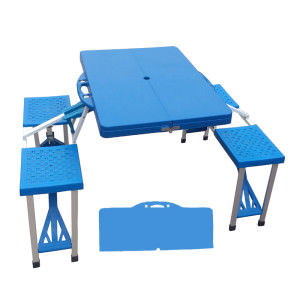 folding table and seat ideas