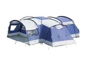 Skandika Nimbus 12 Man Family Tent